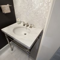 Flower Hill Bathroom