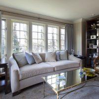 Plandome Manor Couch Design
